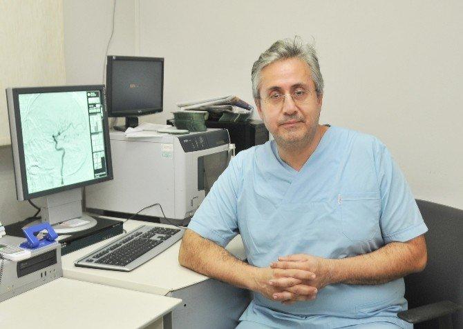 Girişimsel Radyoloji, Kesilecek İki Bacağı Kurtardı