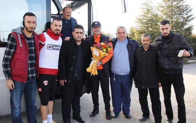 Adanaspor, Elazığspor Maçına Hazır
