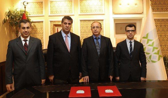 KBÜ İle AFAD Arasında Protokol İmzalandı