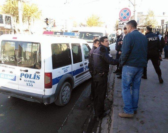 Bilet Satıcıları Arasında Çıkan Kavgada 4 Kişi Gözaltına Alındı