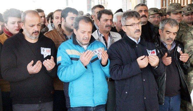 Elazığlı Şehit Polis Son Yolculuğuna Uğurlandı