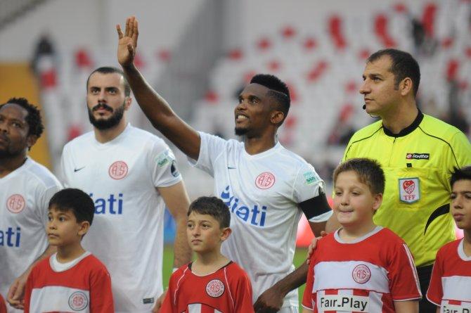 Antalyaspor: 0 – Gaziantepspor: 0 (İlk yarı)