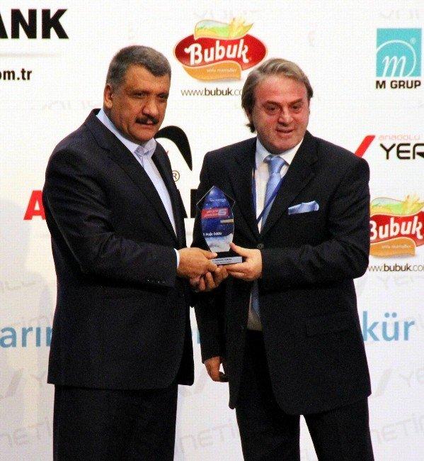 Yılın Yerel Yöneticileri Ödülleri Sahiplerini Buldu