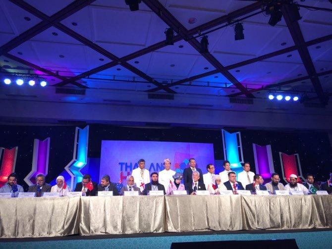 'Tayland Helal Konferansı 2015' başladı