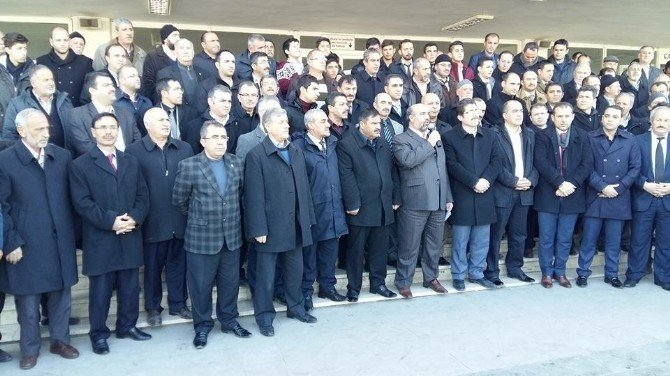 Erzincan'da STK'lardan Teröre Ortak Tepki