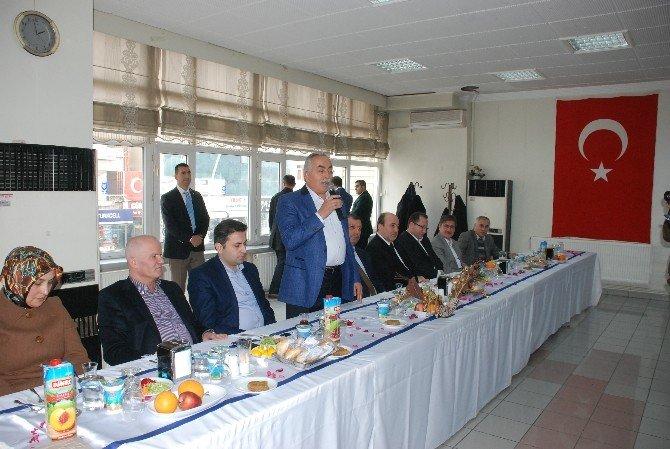 """""""Cami-öğrenci Evi"""" Projesi Türkiye'ye Örnek Olacak"""