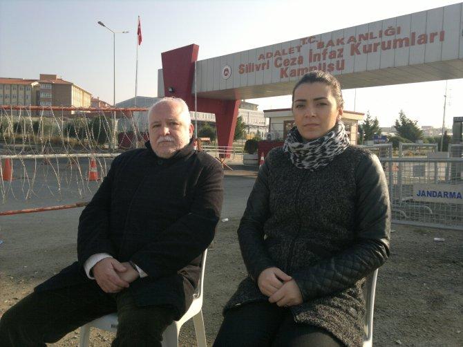 Umut nöbeti, gazeteciler özgür kalıncaya kadar devam edecek