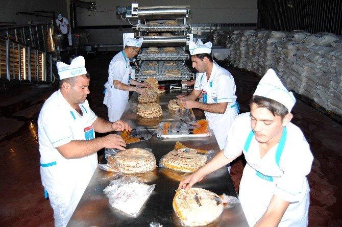 Semerkand Vakfı Gaziantep Şubesi'nden 15 Ton UN Yardımı