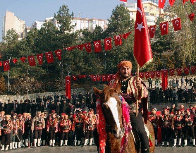 Büyük Önder Atatürk Dikmen Keklikpınar'da Törenle Anıldı