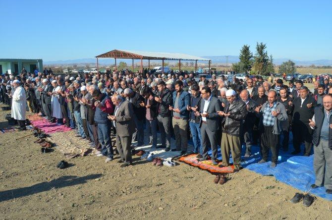 Çukurova'da köylüler yağmur duasına çıktı