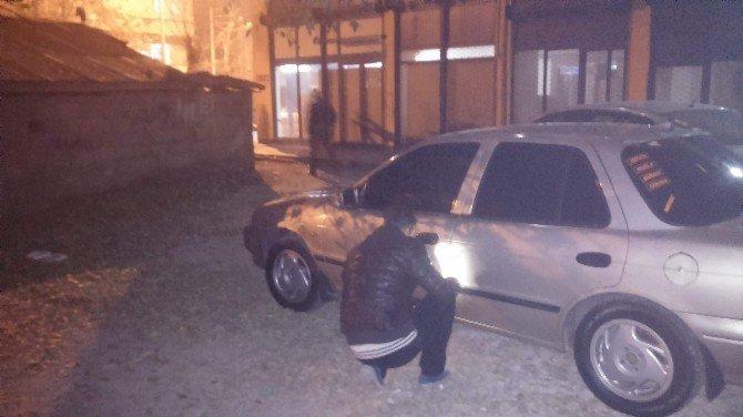 Hırsızlık İhbarı Polisi Harekete Geçirdi