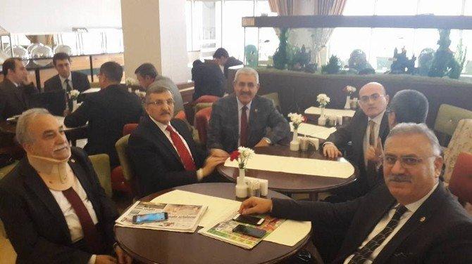 Başkan İsmet Çetinkaya, AK Parti Yerel Yönetimler Komisyonuna Üye Seçildi