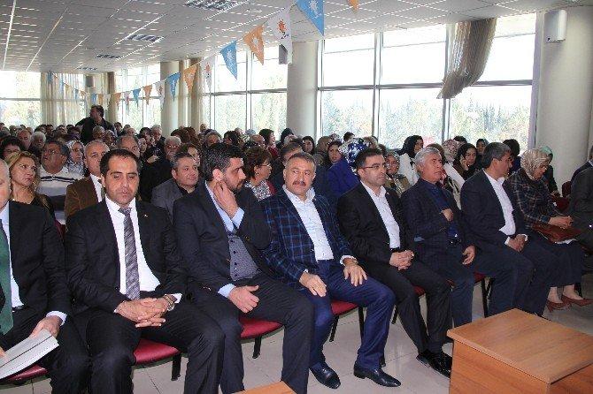 """AK Parti'li Ünal: """"2019'Da Yüzde 50'yi Aşacağız"""""""
