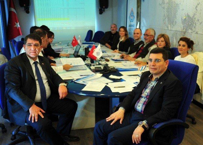 Akdeniz Belediyeler Birliği Dünyaya Açılıyor