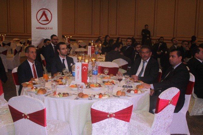 Atlas Global Pazarlama Ve Satış Başkanı Ercan Uzman: