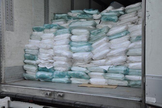 Azerbaycan, Tacikistan'daki depremzelere yardım gönderdi