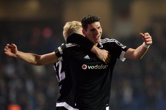 Beşiktaş: 4 - Torku Konyaspor: 0