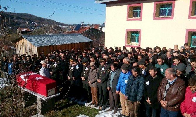 Börek Yerken Boğulan Asker Kastamonu'da Defnedildi