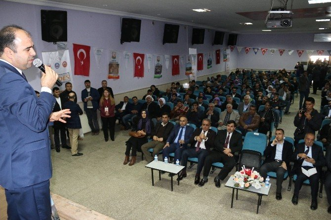 Büyükşehir Belediye Başkanı Siverek'te Vatandaşlarla Buluştu