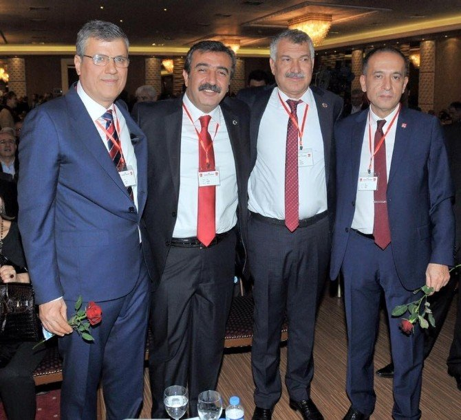 CHP Adana İl Başkanlığına Ayhan Barut Seçildi