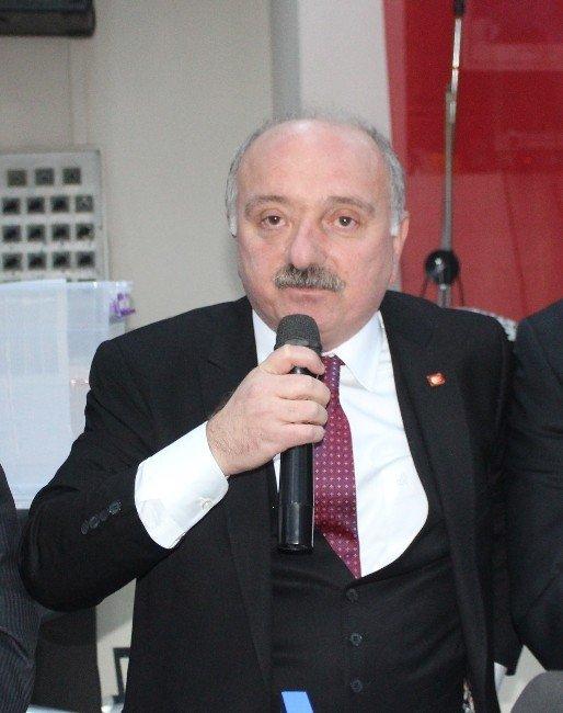 CHP Ordu İl Başkanı Atilla Şahin Oldu