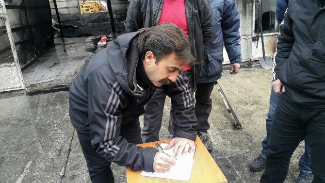 Artvin Çoruhspor'dan dayanışma kampanyası