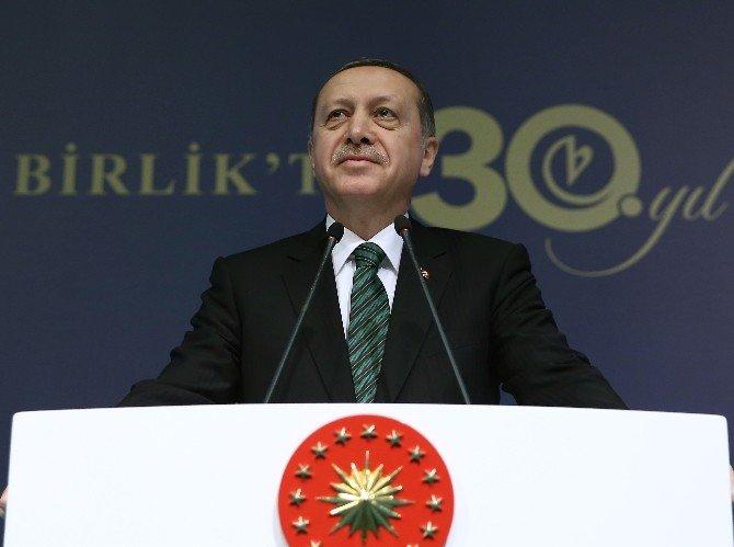 """Cumhurbaşkanı Erdoğan: """"Bunların Hepsi Zalim"""""""