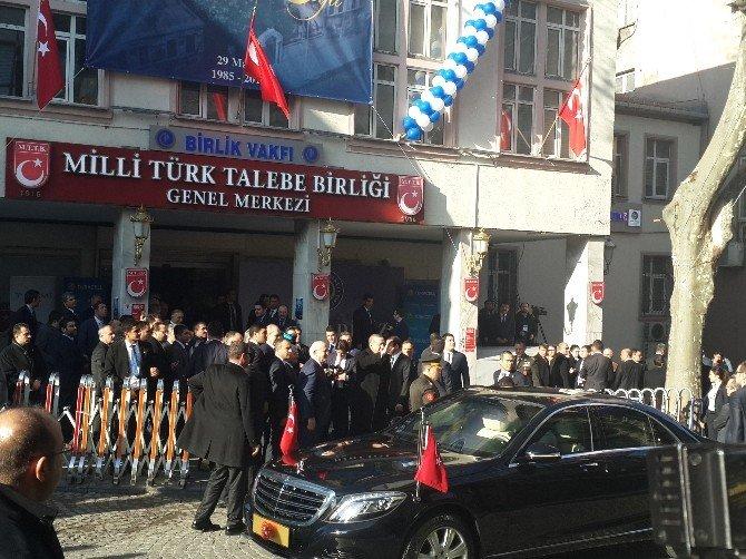 Erdoğan Ve Gül, Birlik Vakfı 30. Yıl Kutlamaları'na Katıldı