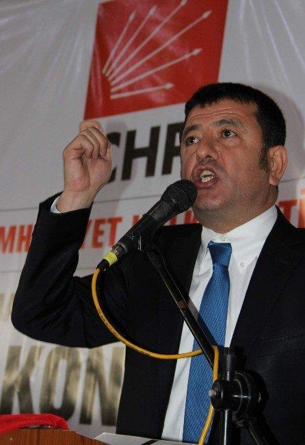 "CHP'li Ağbaba: ""İsrail Devleti Bizim Dostumuz Olamaz"""