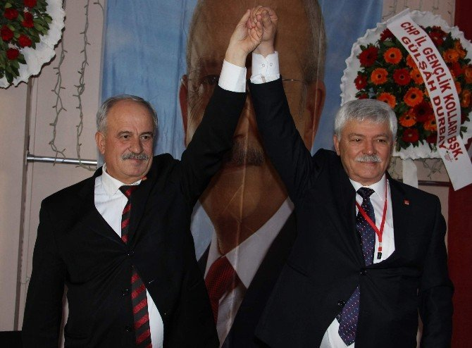 CHP Manisa İl Başkanlığı'nda Kongre