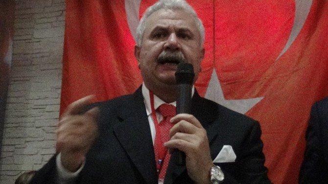 CHP Tokat İl Başkanlığı'na Feramuz Şahin Seçildi