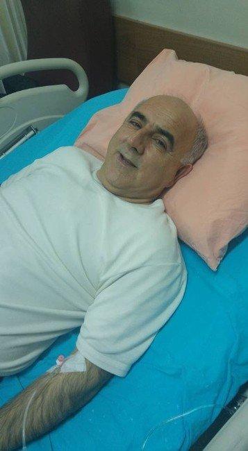 Kongre Sırasında Çıkan Arbedede CHP Eski İlçe Başkanının Kafatası Çatladı