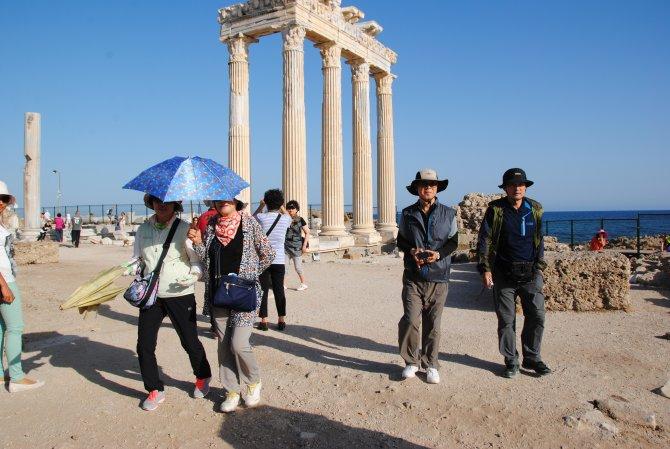 Çakmak: Apollon Tapınağı'da paslı demir görüntüleri görmek istemiyoruz