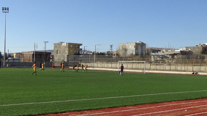 Erganispor'dan Gol Ziyafeti
