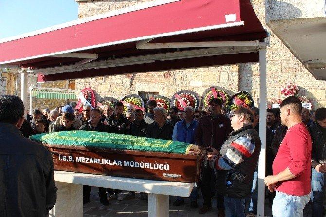 Trafik Kazasında Ölen İzsu Personeli Defnedildi