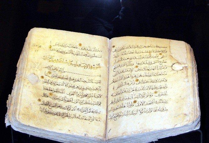 Asırlık Kuran-ı Kerim'lere Büyük İlgi