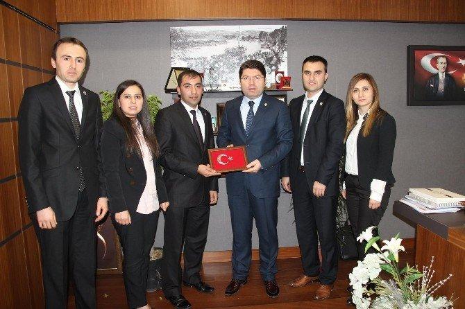 Milletvekili Yılmaz Tunç: 'İstikrarla Kalkınıyoruz'