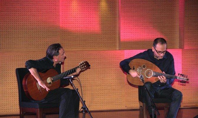 Ricardo Moyano Ve Mete Aslan Konseri Beğeni Topladı