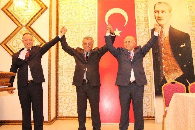 Av. Tufan Akcagöz CHP Samsun İl Başkanı Seçildi