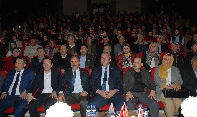 AK Parti Uşak 2015'in Son İl Danışma Meclisi Toplantısını Gerçekleştirdi