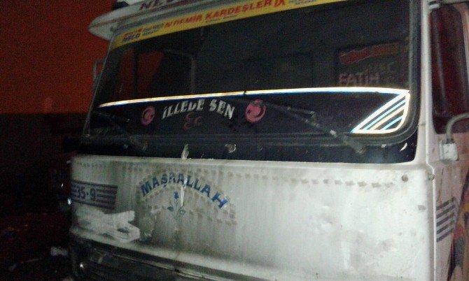 Bir Gecede 30 Araç Kundaklandı