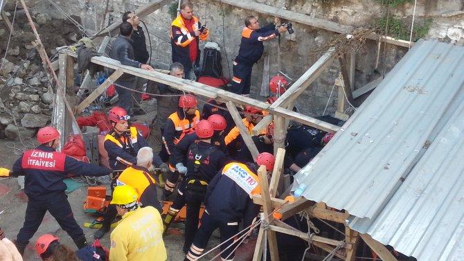 Mahsur kaldığı kuyudan 90 saat sonra kurtarıldı