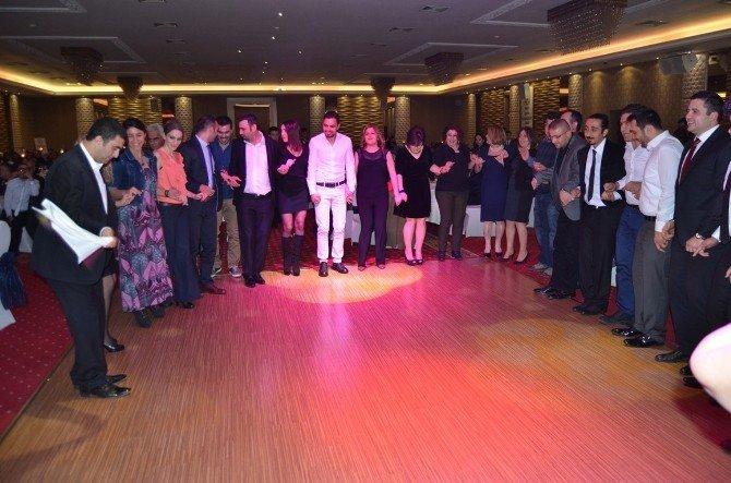 Mmo'dan Üyelerine 25, 40 Ve 50. Yıl Plaketi