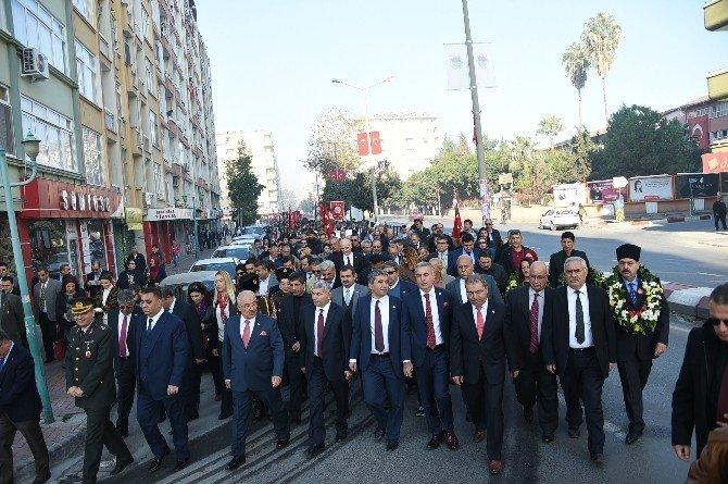 Tarsus'un Kurtuluşu'nun 94. Yıldönümü Kutlandı