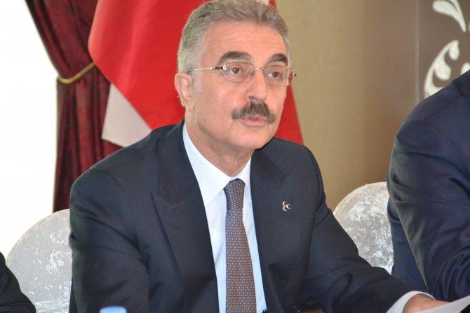 MHP'li Büyükataman: Demokrasi tökezlerken, millî irade kundaklanıyor