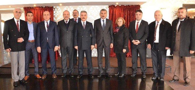 MHP Genel Başkan Yardımcısı İsmet Büyükataman: