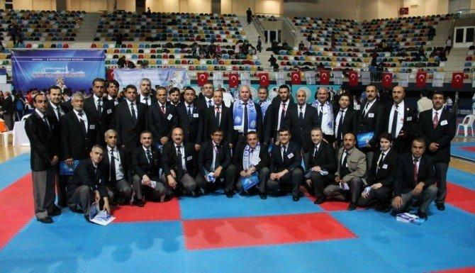 Büyükşehir Karate Ligi'nin Üçüncü Etabı Sona Erdi