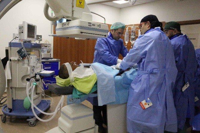 Gaziantep'teki Özel Hastanelerde Bir İlk
