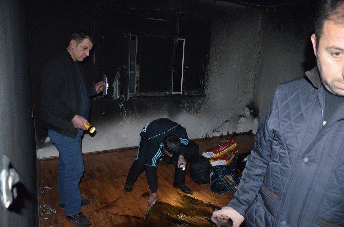 Suriyelilerin Kaldığı Evde Yangın: 9 Kişi Dumandan Etkilendi