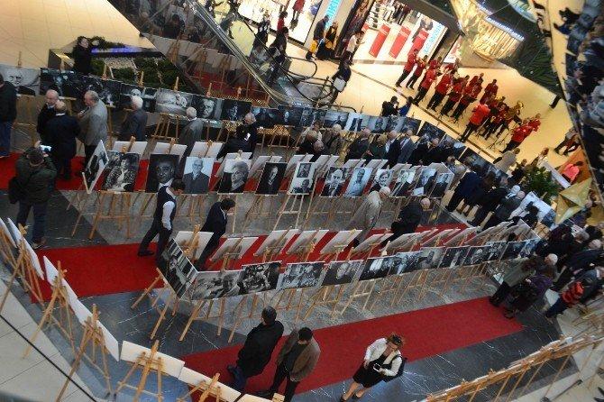 Yaşayan 100 Çınarın Fotoğrafı Çekildi